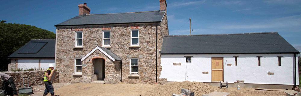 glebe house restoration